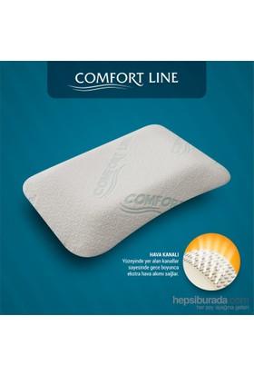 Comfortline Visco Düz Orta Yüksek Yastık V212