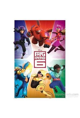 Maxi Poster Big Hero 6 Team