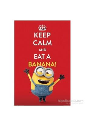 Maxi Poster Minions Keep Calm