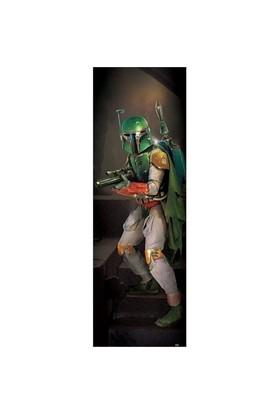 Pyramid International Kapı Posteri Star Wars Boba Fett