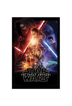 Pyramid International Maxi Poster Star Wars Episode 7 One Sheet
