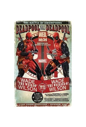 Pyramid International Maxi Poster Deadpool Wade Vs Wade