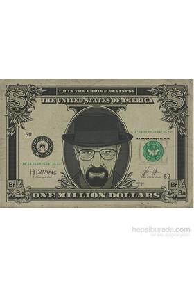 Maxi Poster Breaking Bad (Heisenberg Dollar)