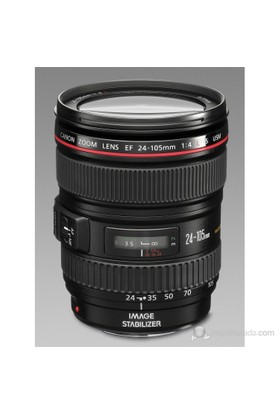 Canon EF 24-105mm f/4L IS USM Objektif