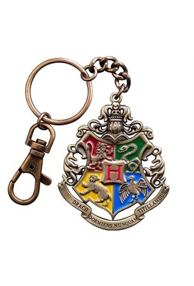 Noble Collection Harry Potter Hogwarts Crest Anahtarlık
