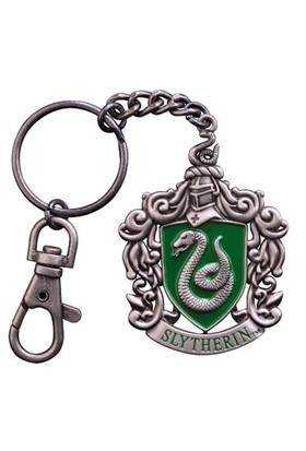 Noble Collection Harry Potter Slytherin Crest Anahtarlık