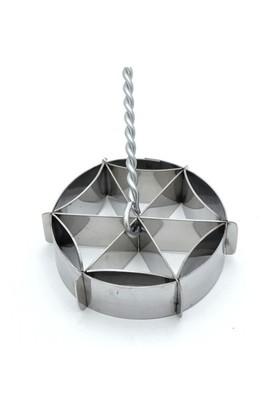 Nomnom Demir Tatlısı Kalıbı - Piramit Modeli
