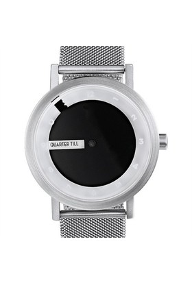 Projects Watches Till Steel Mesh Unisex Kol Saati