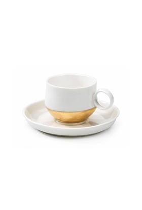 Korkmaz A8653 Kazancı 12 Parça 6 Kişilik Kahve Fincan Takımı