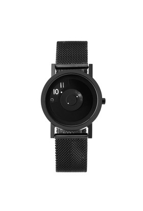 Projects Watches Reveal Black Mesh Unisex Kol Saati