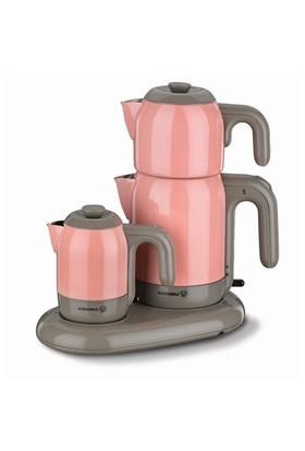 Korkmaz A353-02 Mia Çay Kahve Makinesi Pembe