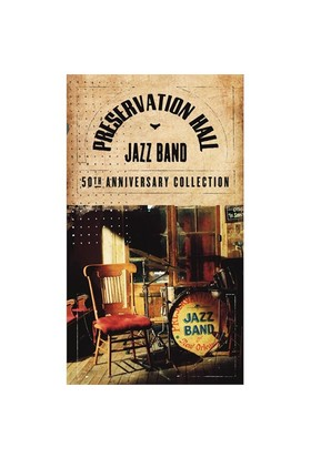 Various Artists - Preservation Hall Jazz Band – 50th Anniversary Collection (4 CD)