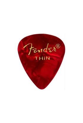 Pena Fender Red Moto Thin Pena 0980351709