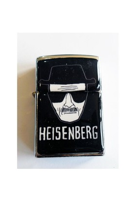 Köstebek Breaking Bad - Heisenberg Çakmak