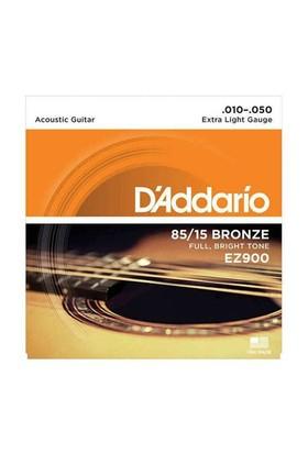 Daddario Ez900 Akustik Gitar Teli