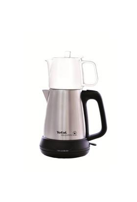 Tefal Tea Expert Porselen Demlikli Çay Makinesi - Beyaz