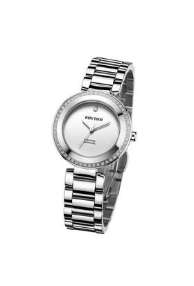 Rhythm L1202s01 Kadın Pırlantalı Kol Saati