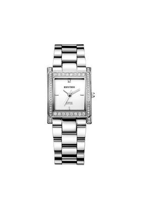Rhythm L1204s01 Kadın Pırlantalı Kol Saati