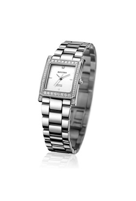 Rhythm L1204s03 Kadın Pırlantalı Kol Saati