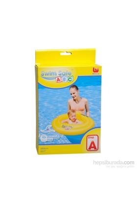 Baby Float Oturaklı Simit-Sarı