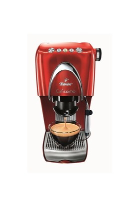 Tchibo Cafissimo CLASSİC Hot Red Kahve Makinesi Kırmızı - 304820