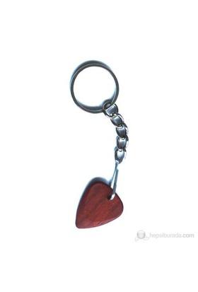 Timber Tones Keyring TTKPH Purple Heart Anahtarlık