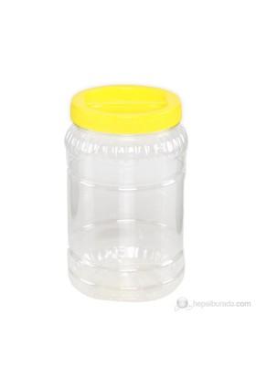 Plastik Pet Kavanoz 2 lt