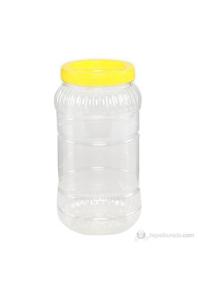 Plastik Pet Kavanoz 3 lt