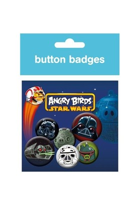 Rozet Seti - Angry Birds Star Wars Empire