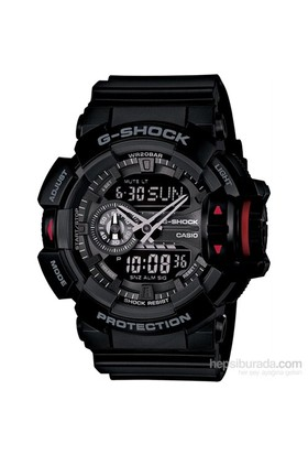 Casio GA-400-1BDR G-Shock Erkek Kol Saati