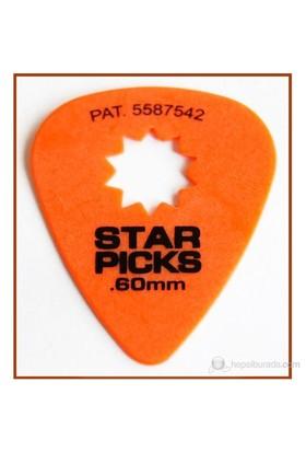 Star Picks Orange 0.60Mm Pena
