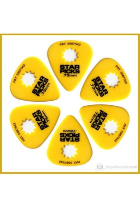 Star Picks Yellow 0.73Mm Pena
