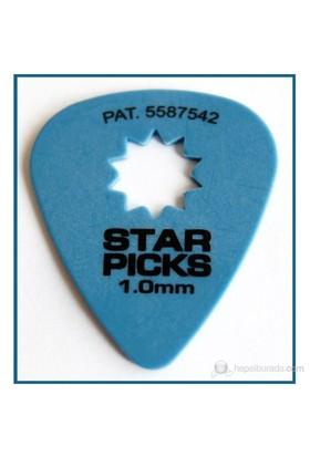 Star Picks Blue 1.00Mm Pena