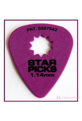 Star Picks Purple 1.14Mm Pena