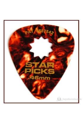 Star Picks Tortoise - Thin 0.46Mm Pena