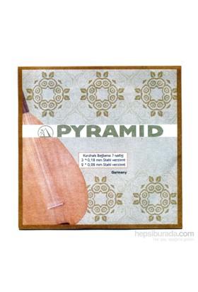 Pyramid Kısa Sap Bağlama Teli