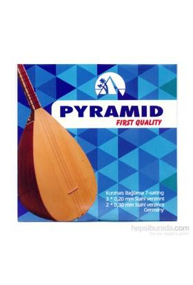 Pyramid Premium Kalite Uzun Sap Saz Teli