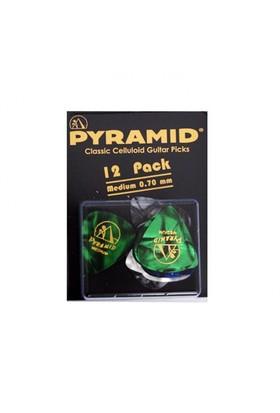 Pyramid Gitar Aksesuar Pena 12 Adet 0.70 Mm Medium 555Cp