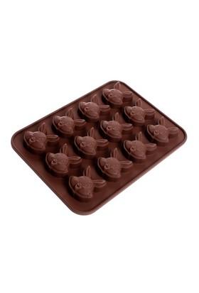 Çikolata Kalıbı Tavşan