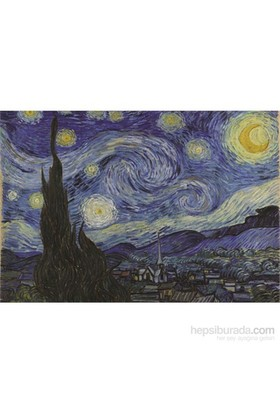 Karma Puzzle Yıldızlı Gece (1500 Parça)