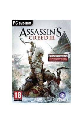 Assassins Creed III Special ed.Pc