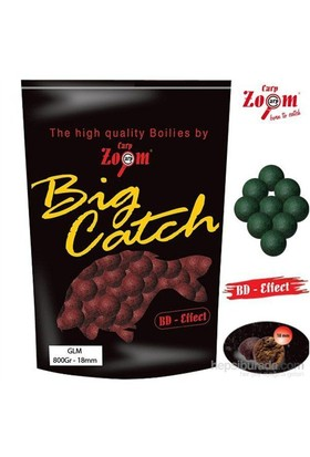 Carpzoom Cz 7354 Big Catch Boilies, 18 Mm Glm