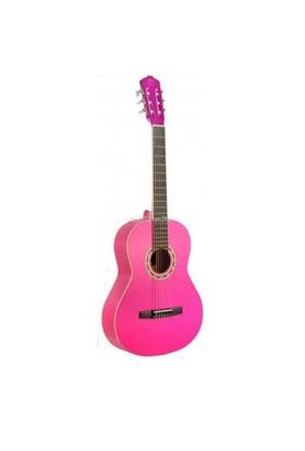 Castle Klasik Gitar Csg-160 Pn Pembe