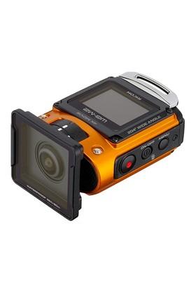 Ricoh Wg-M2 Turuncu Aksiyon Kamera