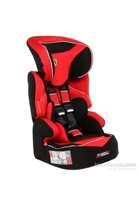 Ferrari Furia - Oto Koltuğu (9-36 kg) / Kırmızı