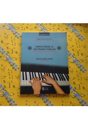 Minyatürler Ve On Piyano Parçası - Mey-018