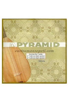 Pyramid Saz Teli- Alman Uzun Sap 004/Pst 020