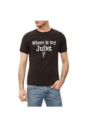 Köstebek Where İs My Juliet? Erkek T-Shirt