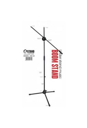 Mikrofon Sehpası Sağlam Sm-01