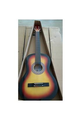 İmecemuzik Gonzales Klasik Gitar M831-Sb Sunburst+Kılıf